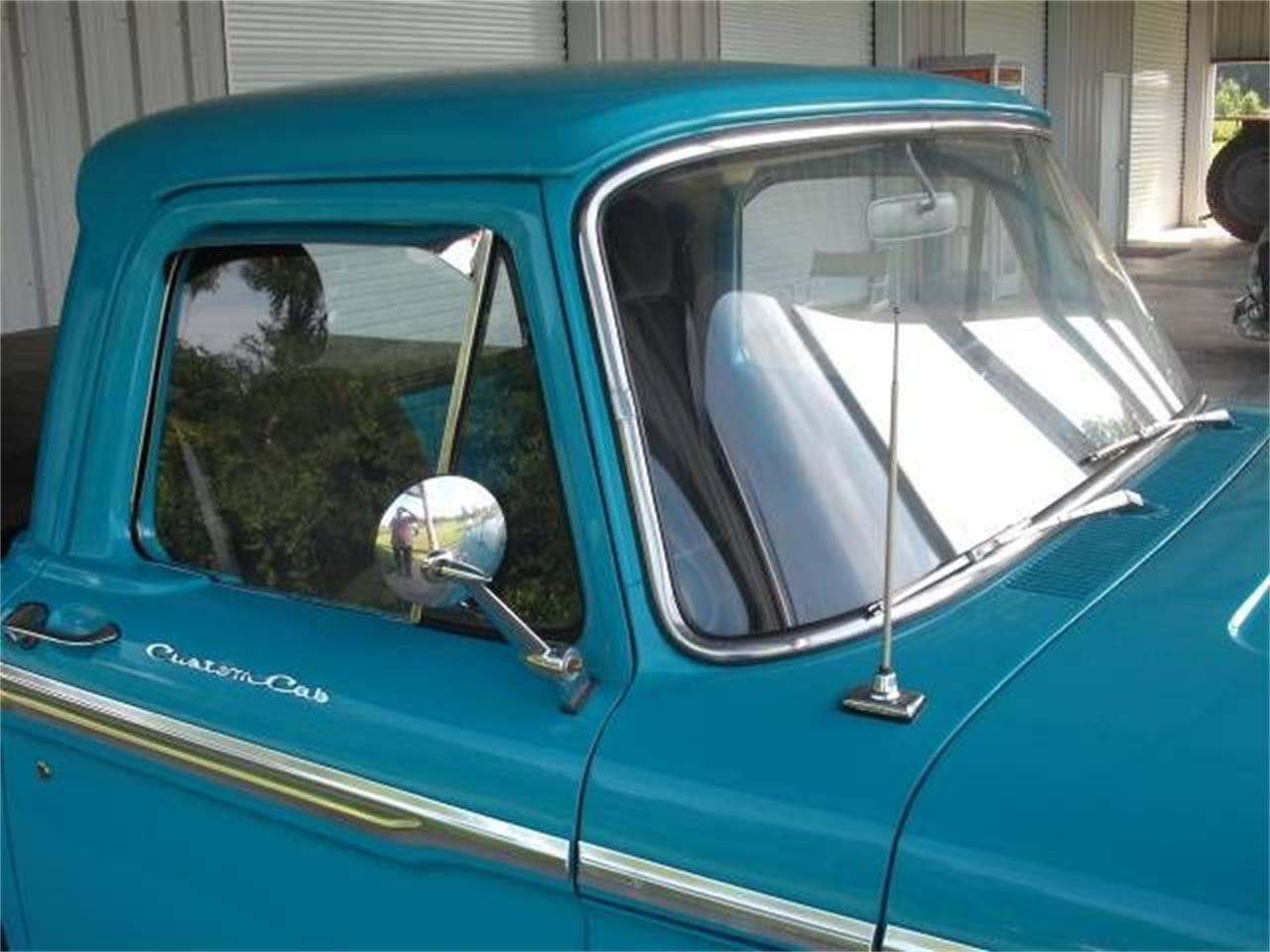 1966 Ford F100 (CC-1171845) for sale in Cadillac, Michigan