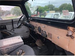1977 Jeep CJ5 (CC-1171871) for sale in Cadillac, Michigan