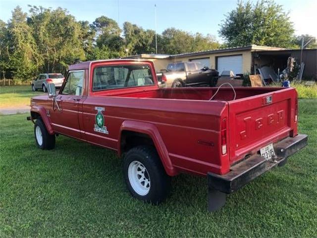 1973 Jeep Pickup (CC-1171880) for sale in Cadillac, Michigan