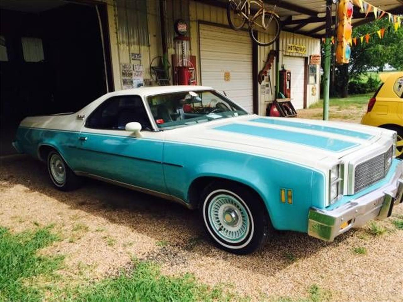 1976 GMC Sprint (CC-1171893) for sale in Cadillac, Michigan
