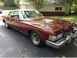 1973 Buick Riviera (CC-1171894) for sale in Cadillac, Michigan