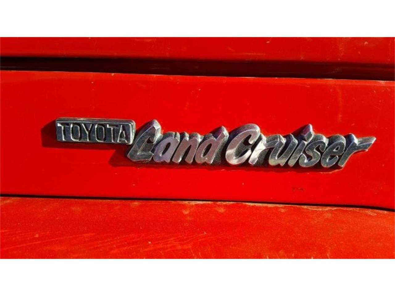 1981 Toyota Land Cruiser FJ (CC-1171904) for sale in Cadillac, Michigan