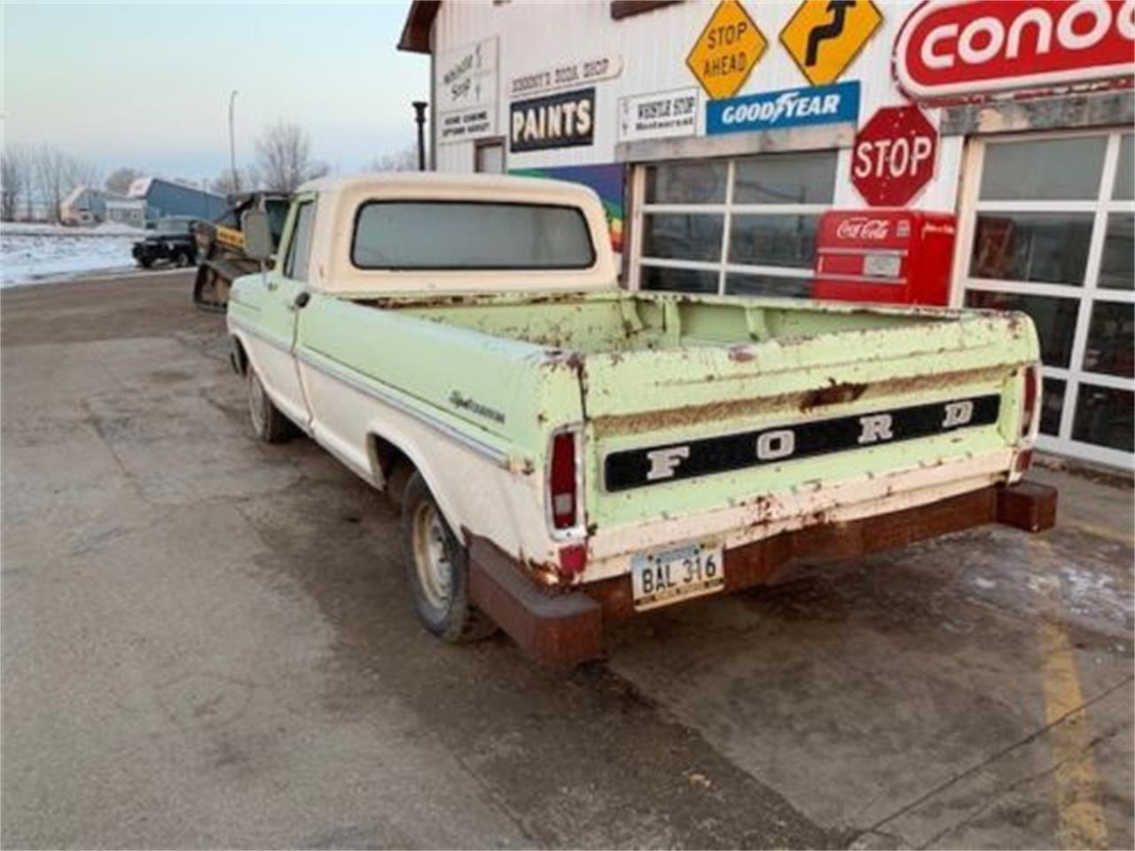 1972 Ford Pickup (CC-1171912) for sale in Cadillac, Michigan