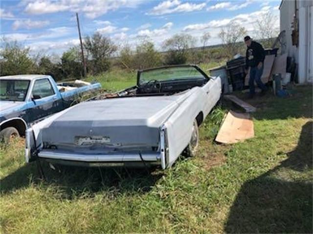 1976 Cadillac Eldorado (CC-1171961) for sale in Cadillac, Michigan