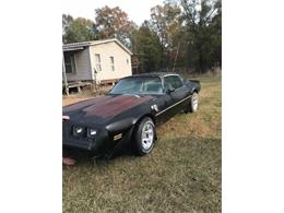 1980 Pontiac Firebird Trans Am (CC-1171972) for sale in Cadillac, Michigan
