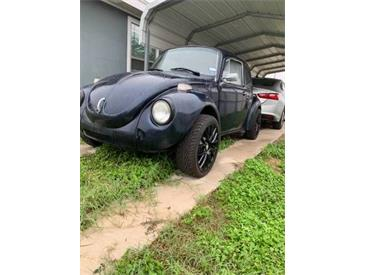 1974 Volkswagen Super Beetle (CC-1171975) for sale in Cadillac, Michigan