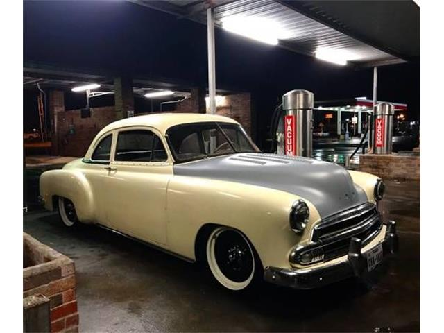 1951 Chevrolet Coupe (CC-1171982) for sale in Cadillac, Michigan