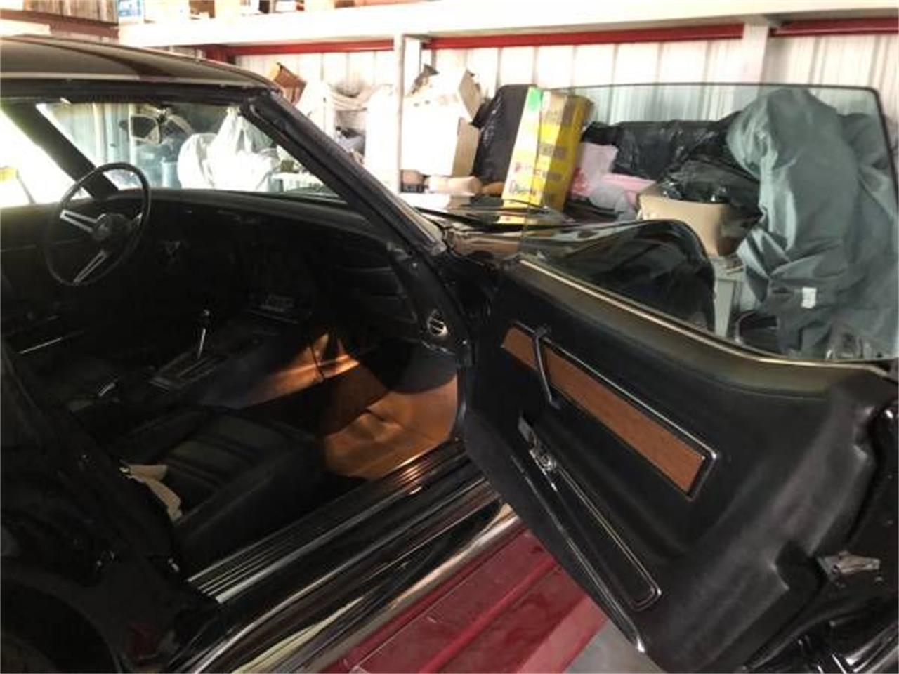 1972 Chevrolet Corvette (CC-1171990) for sale in Cadillac, Michigan