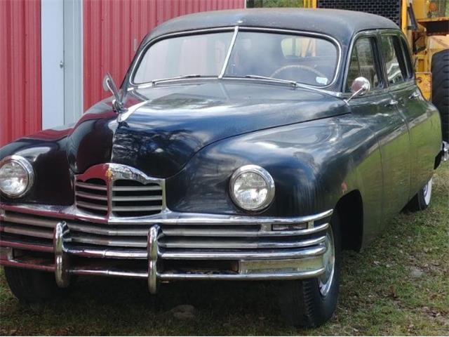1949 Packard Super Deluxe (CC-1172000) for sale in Cadillac, Michigan