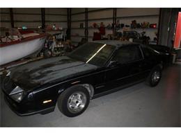 1987 Chevrolet Camaro (CC-1172006) for sale in Cadillac, Michigan