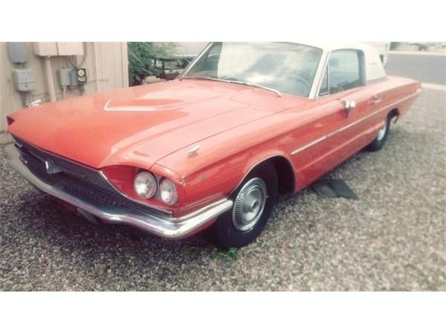 1966 Ford Thunderbird (CC-1172029) for sale in Cadillac, Michigan