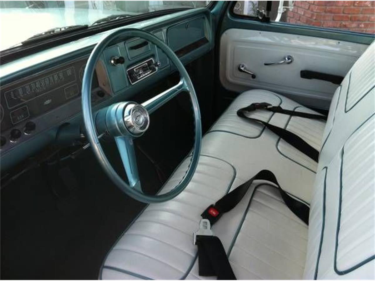 1966 Chevrolet C10 (CC-1172031) for sale in Cadillac, Michigan