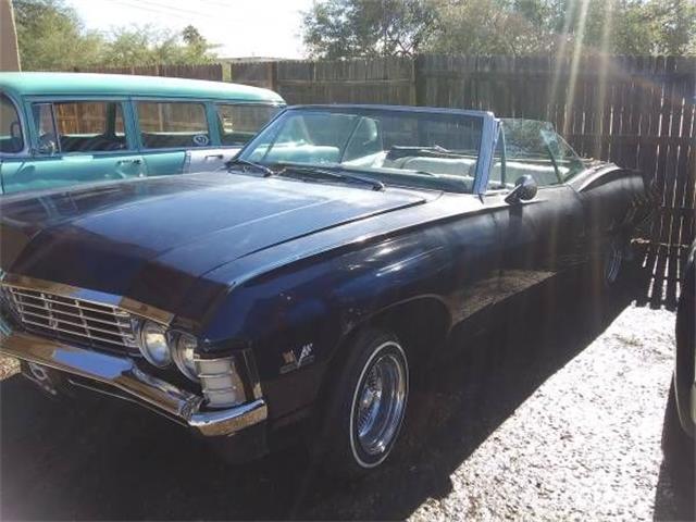 1967 Chevrolet Impala (CC-1172061) for sale in Cadillac, Michigan