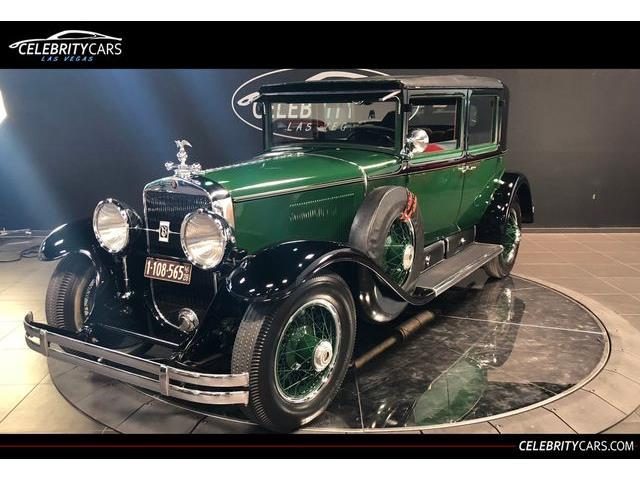 1928 Cadillac Town Sedan (CC-1172085) for sale in Las Vegas, Nevada