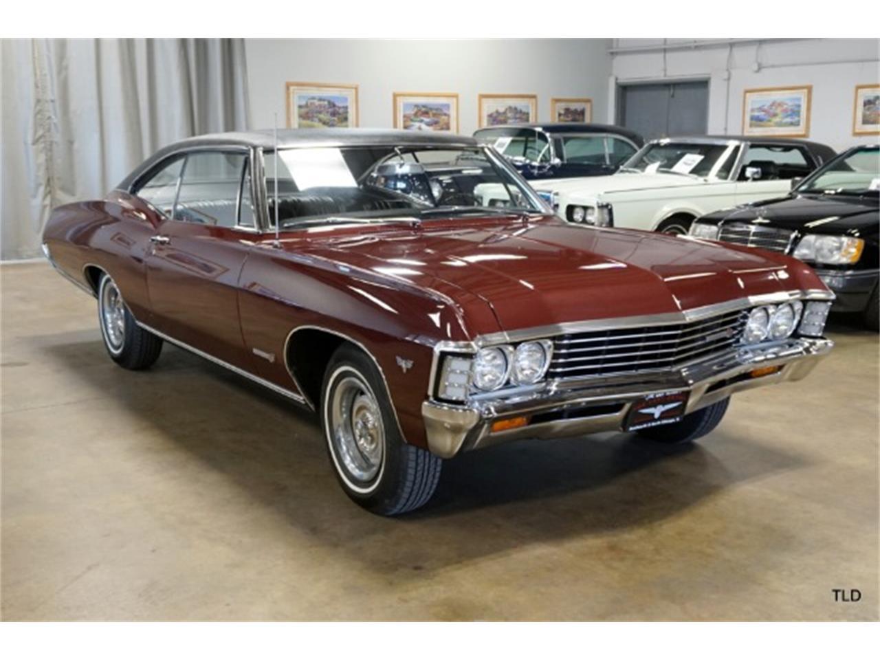 1967 Chevrolet Impala For Sale Classiccars Com Cc 1172159