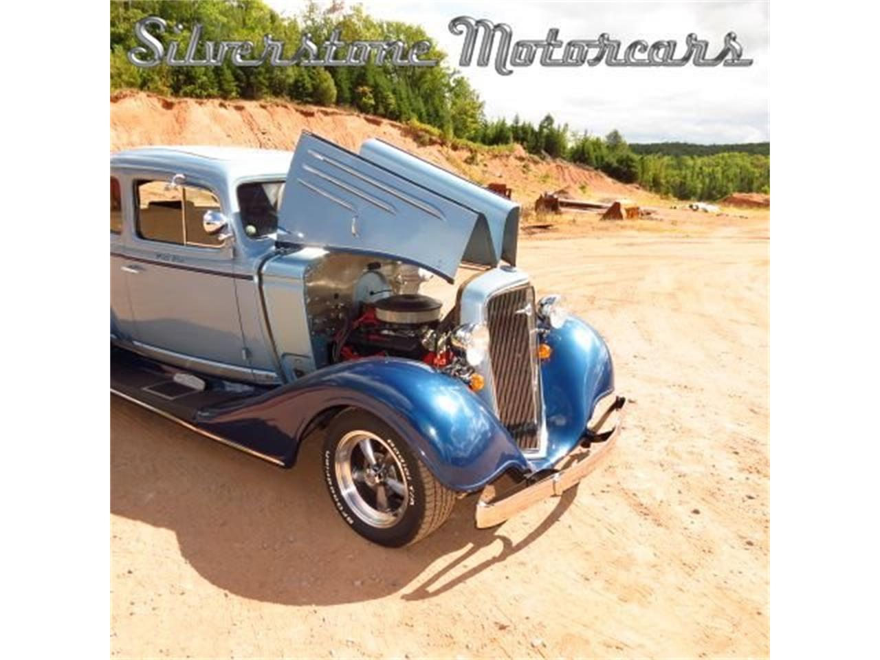 1934 Chevrolet 5-Window Coupe (CC-1172404) for sale in North Andover, Massachusetts