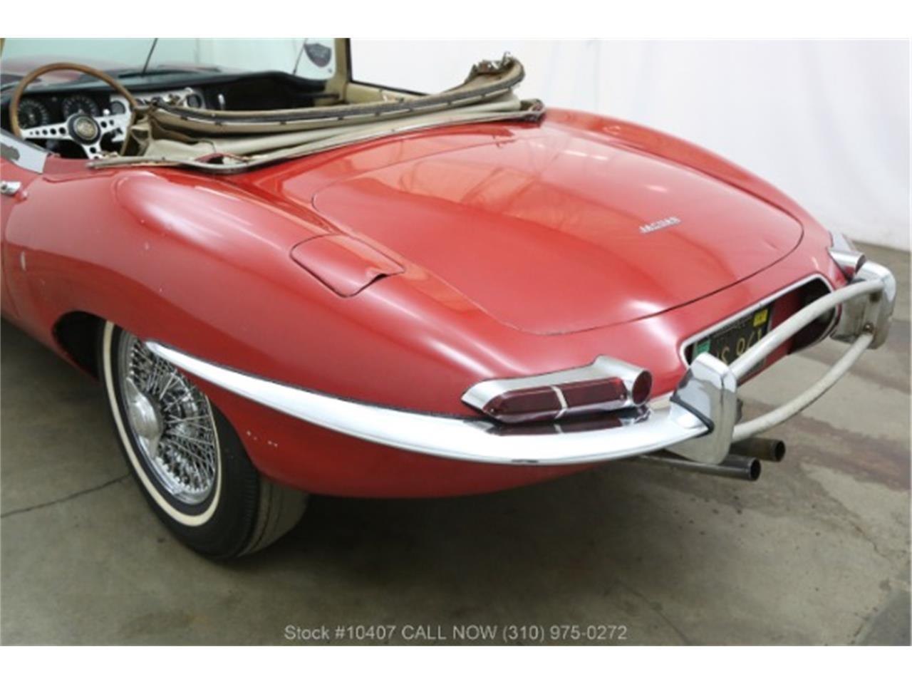 1961 Jaguar XKE (CC-1172584) for sale in Beverly Hills, California