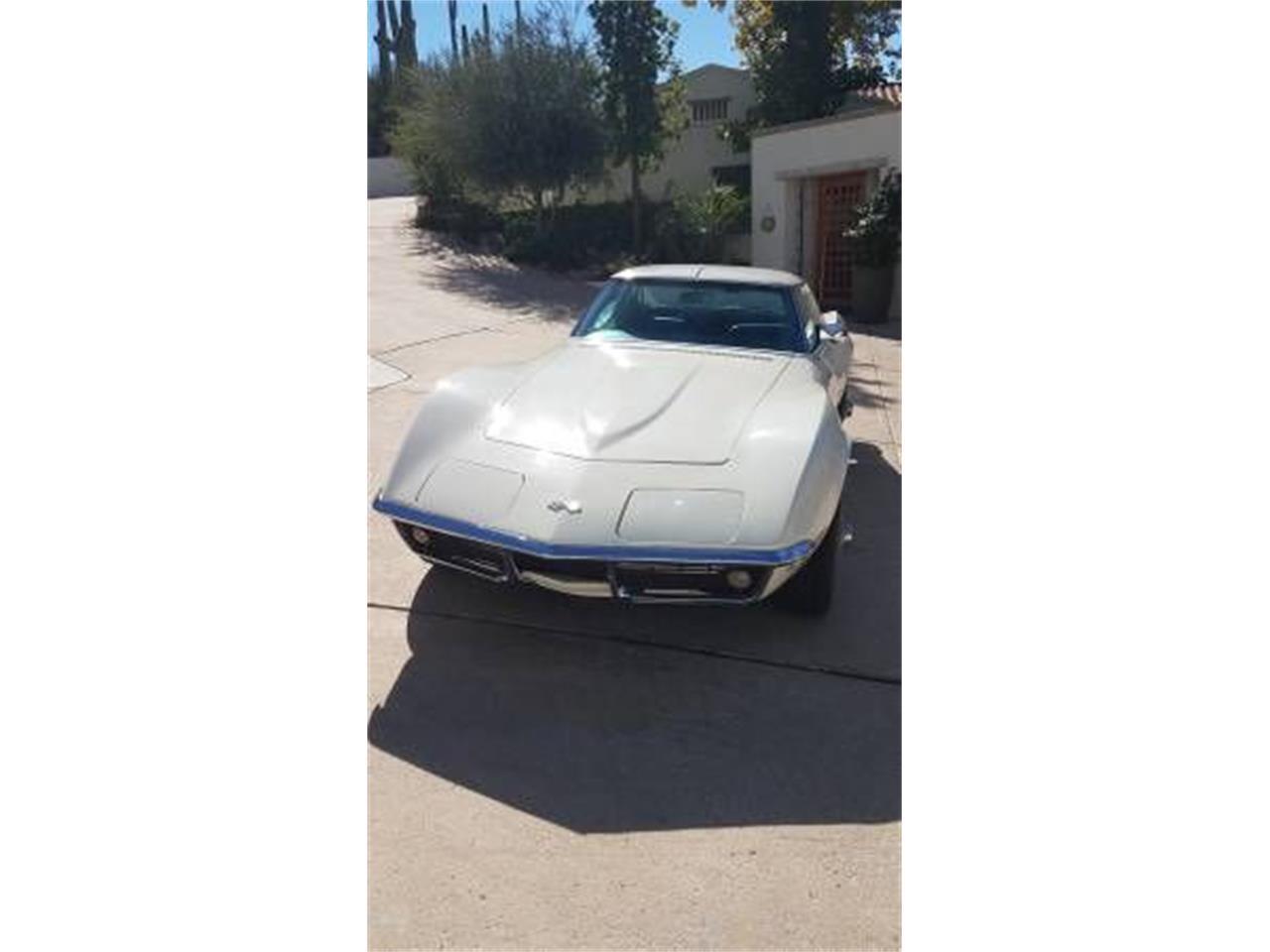 1968 Chevrolet Corvette (CC-1172596) for sale in Cadillac, Michigan