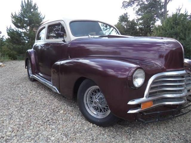 1947 Chevrolet Tudor (CC-1172617) for sale in Cadillac, Michigan