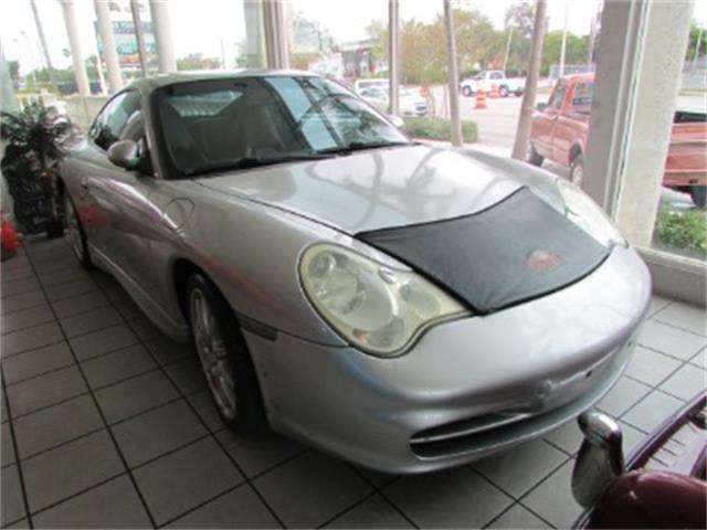 2002 Porsche 911 Carrera (CC-1172678) for sale in Miami, Florida
