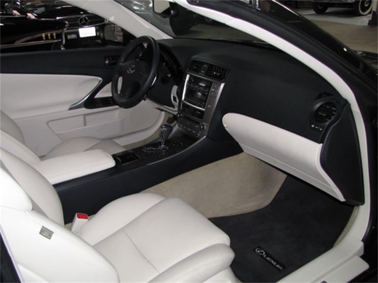 2010 Lexus IS250 (CC-1172702) for sale in Hollywood, California