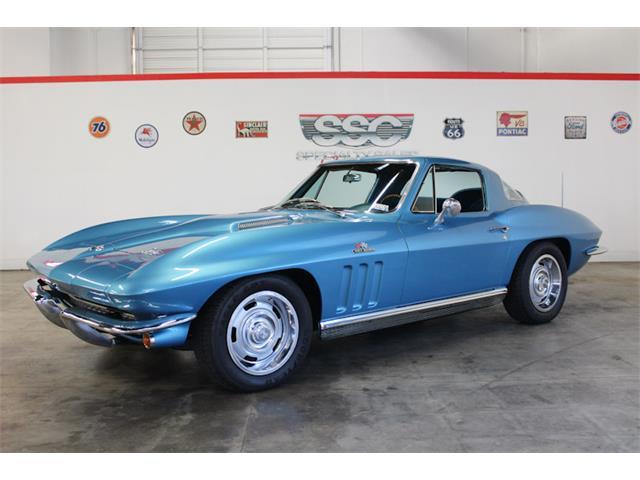 1966 Chevrolet Corvette (CC-1172728) for sale in Fairfield, California