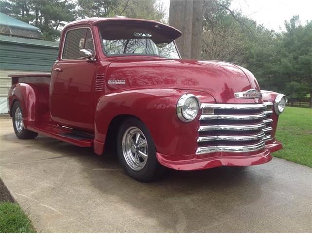 1953 Chevrolet Pickup (CC-1172999) for sale in Clarksburg, Maryland