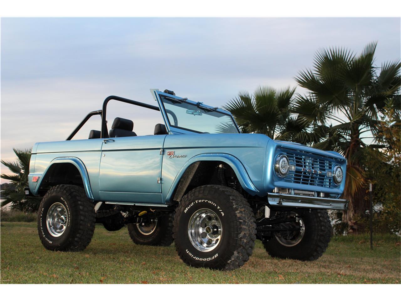 1968 Ford Bronco For Sale Classiccars Com Cc 1170302