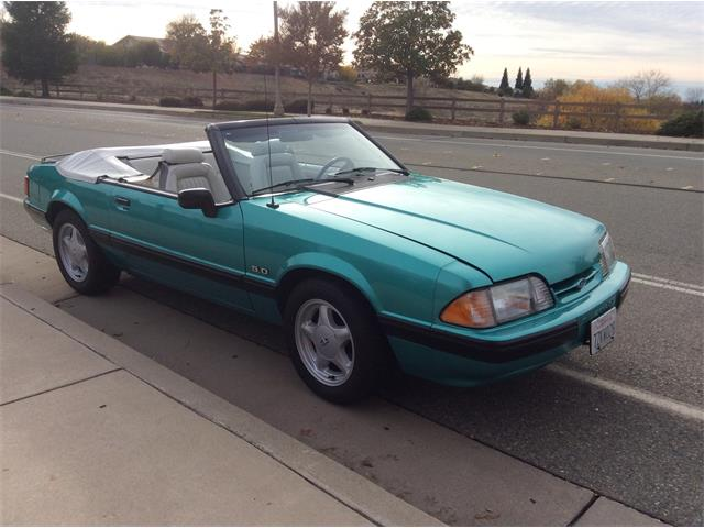 1991 Ford Mustang (CC-1173142) for sale in Lincoln, California