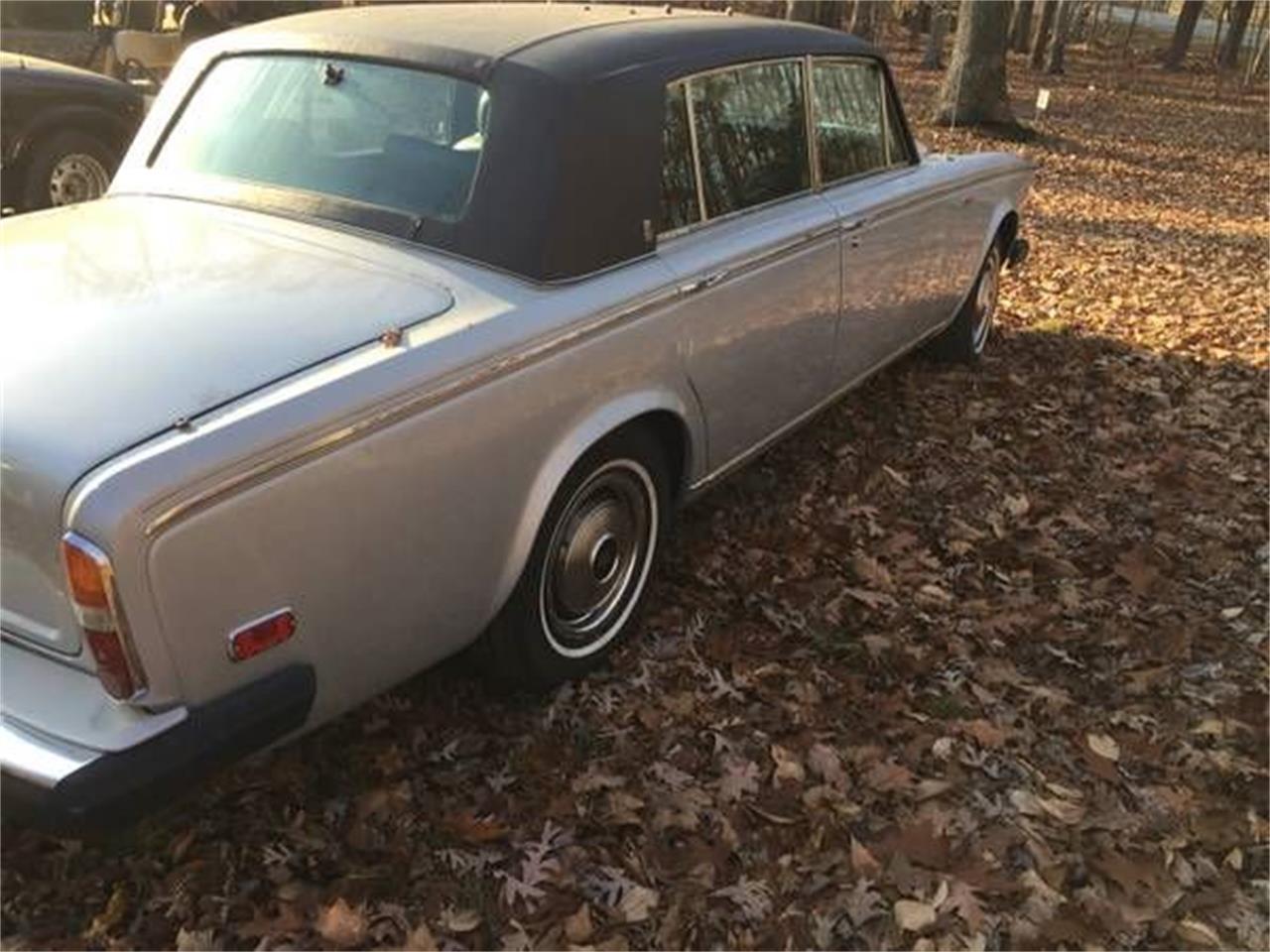 1977 Rolls-Royce Silver Wraith II (CC-1173194) for sale in Cadillac, Michigan