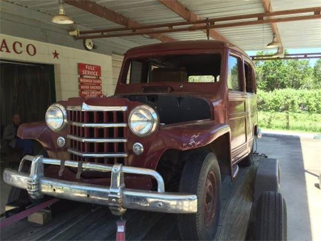 1950 Willys Wagon (CC-1173195) for sale in Cadillac, Michigan