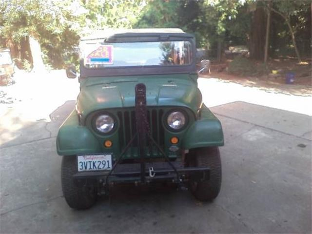 1952 Willys M38A1 (CC-1173202) for sale in Cadillac, Michigan