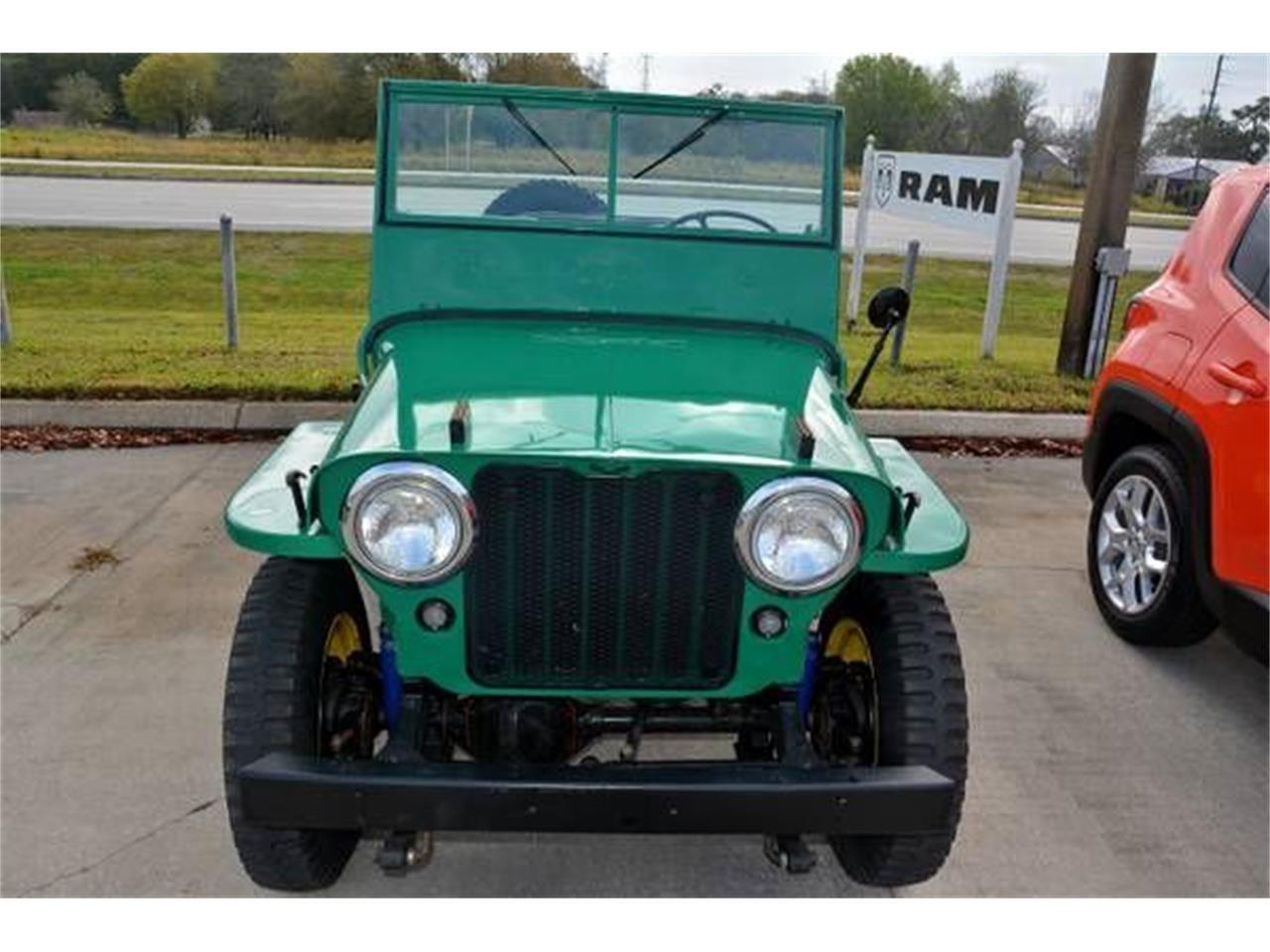 1946 Willys CJ2A (CC-1173213) for sale in Cadillac, Michigan