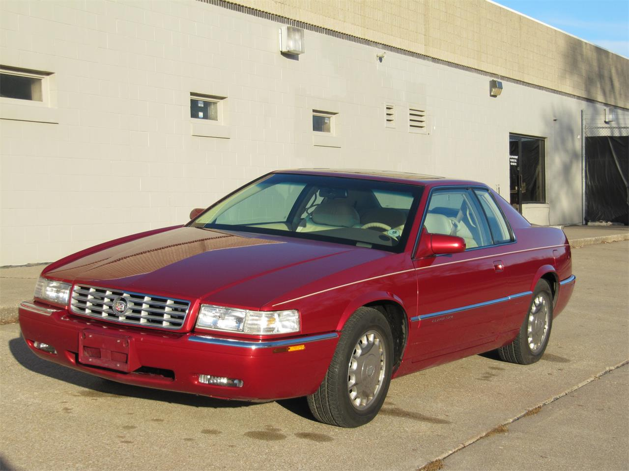 1995 cadillac eldorado for sale classiccars com cc 1173246 1995 cadillac eldorado for sale
