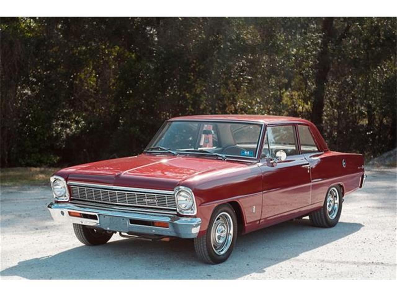 1966 Chevrolet Chevy Ii Nova For Sale Classiccars Com Cc 1173308