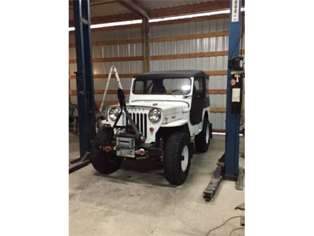 1954 Willys CJ-3B (CC-1173323) for sale in Cadillac, Michigan