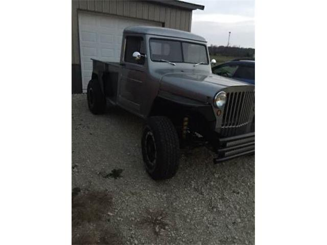 1950 Willys Pickup (CC-1173331) for sale in Cadillac, Michigan
