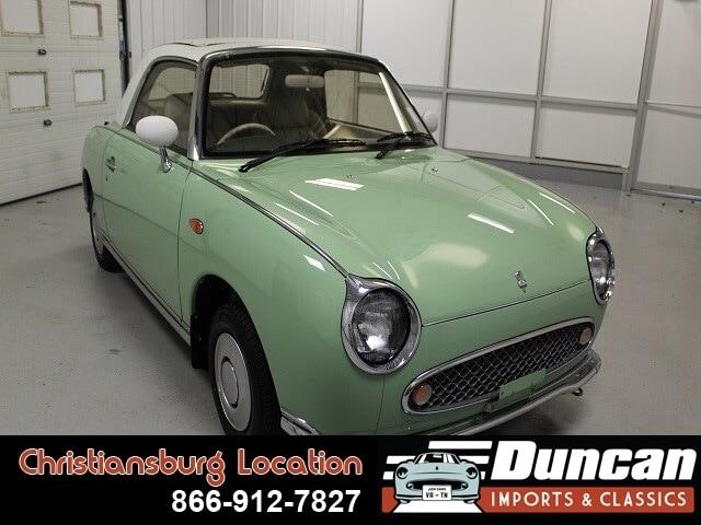 1991 Nissan Figaro (CC-1173335) for sale in Christiansburg, Virginia