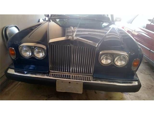 1978 Rolls-Royce Silver Wraith II (CC-1173336) for sale in Cadillac, Michigan
