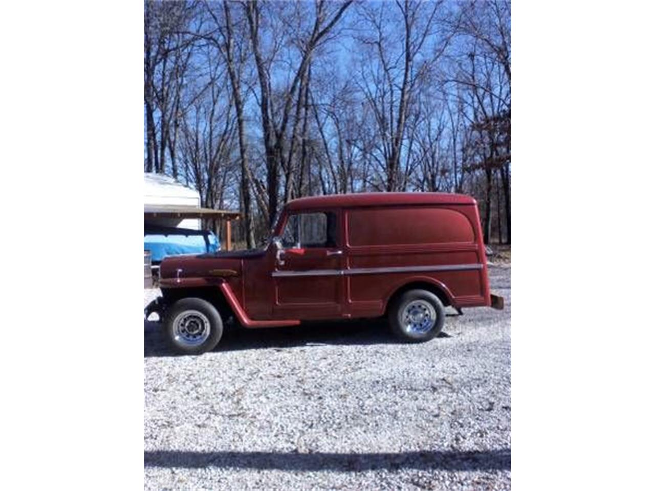 1961 Willys Wagon (CC-1173337) for sale in Cadillac, Michigan