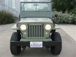 1948 Willys CJ2A (CC-1173343) for sale in Cadillac, Michigan