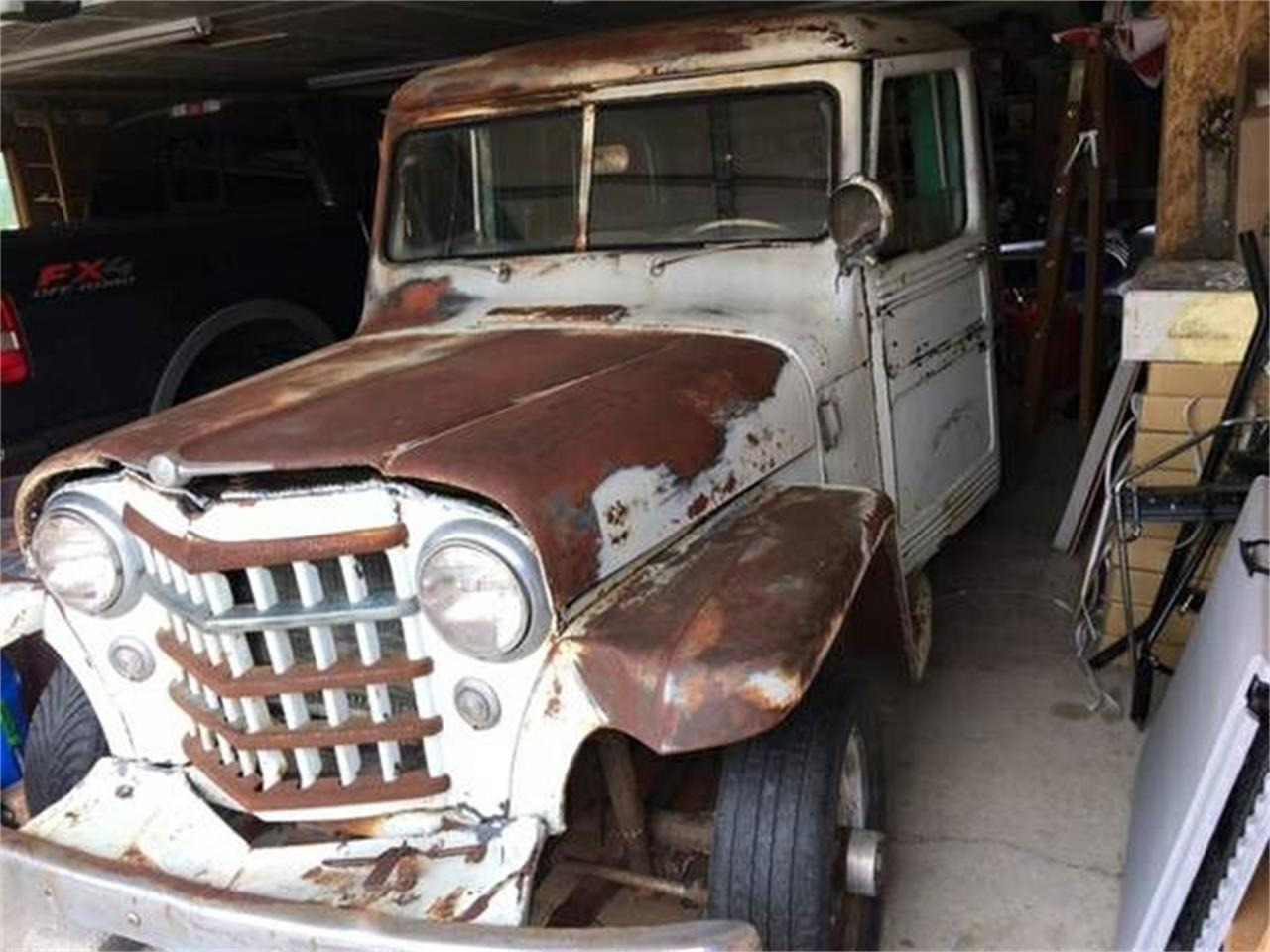 1951 Willys Wagon (CC-1173345) for sale in Cadillac, Michigan