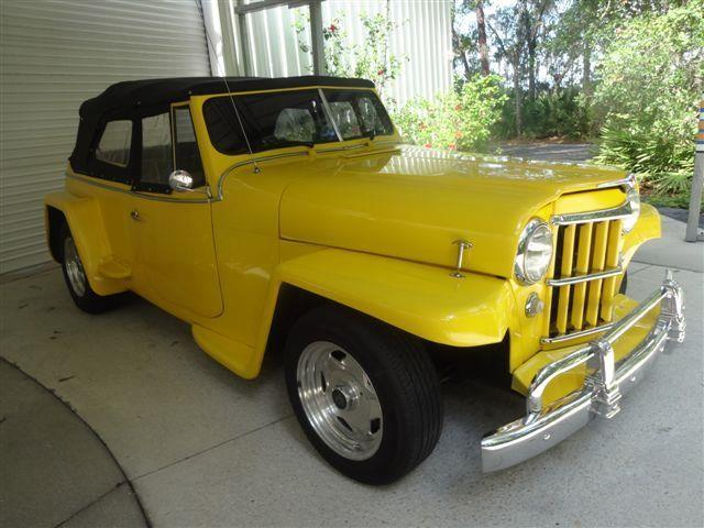1948 Willys Overland Jeepster (CC-1173351) for sale in Cadillac, Michigan