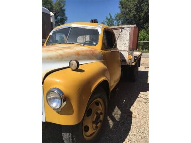 1948 Studebaker Dump Truck (CC-1173357) for sale in Cadillac, Michigan