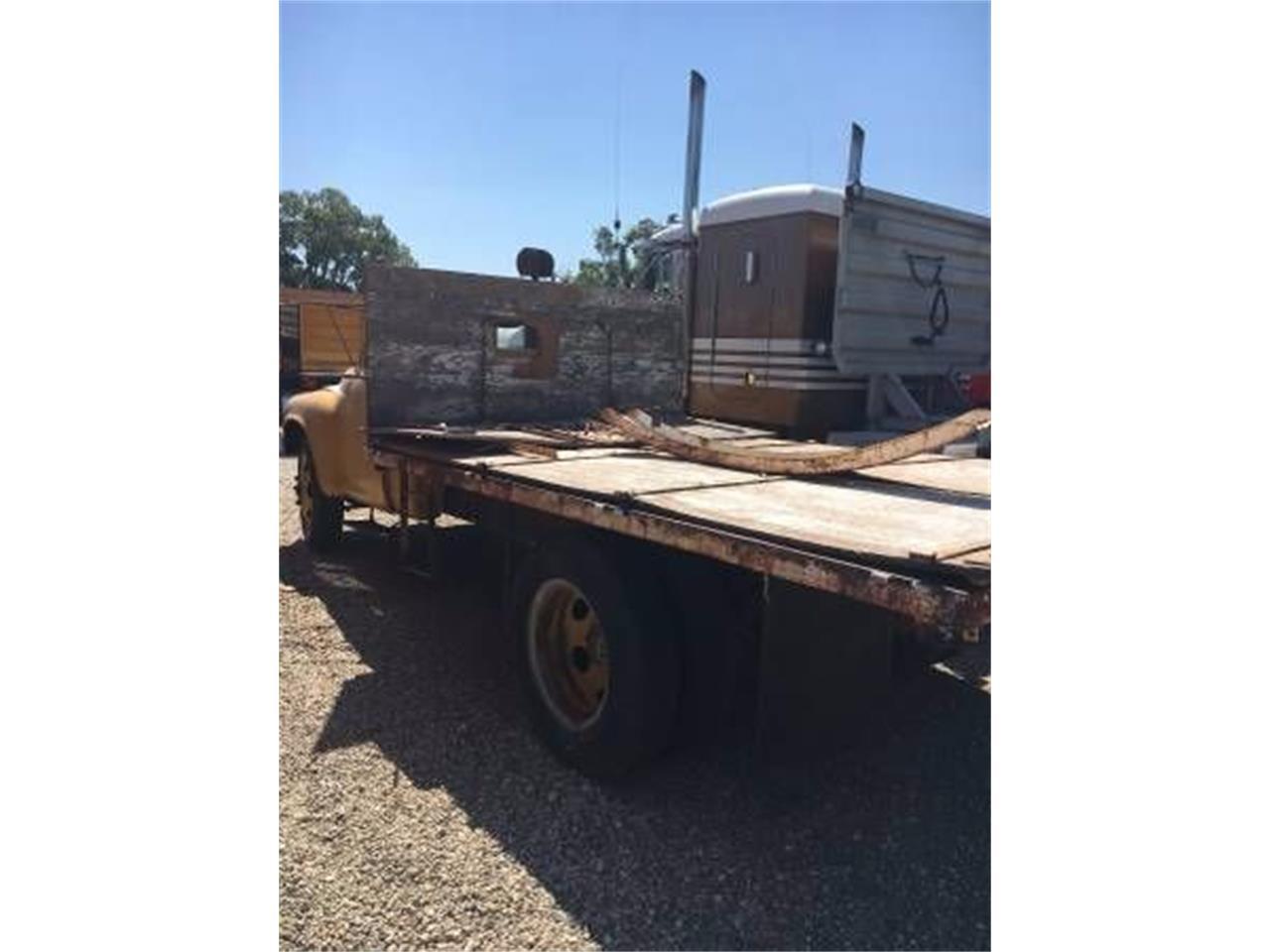 1948 Studebaker Dump Truck (CC-1173357) for sale in Cadillac, Michigan