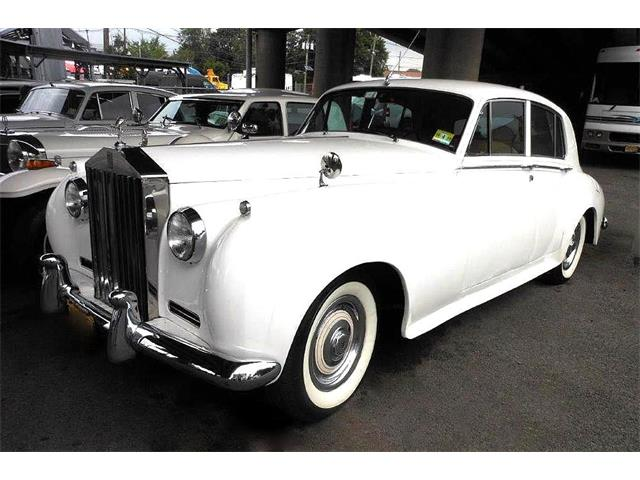 1960 Rolls-Royce Silver Cloud II (CC-1173360) for sale in Stratford, New Jersey