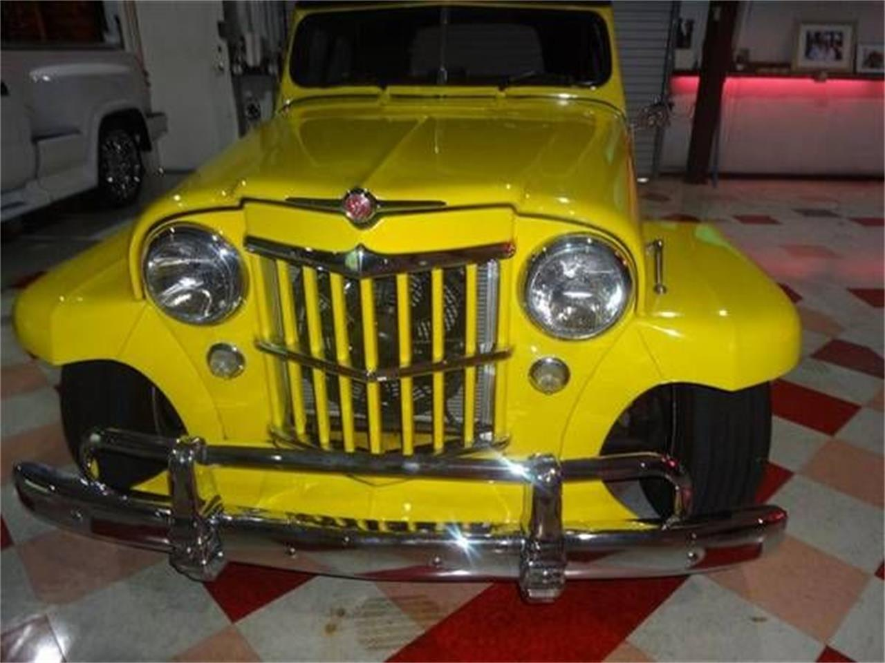 1948 Willys Overland Jeepster (CC-1173374) for sale in Cadillac, Michigan