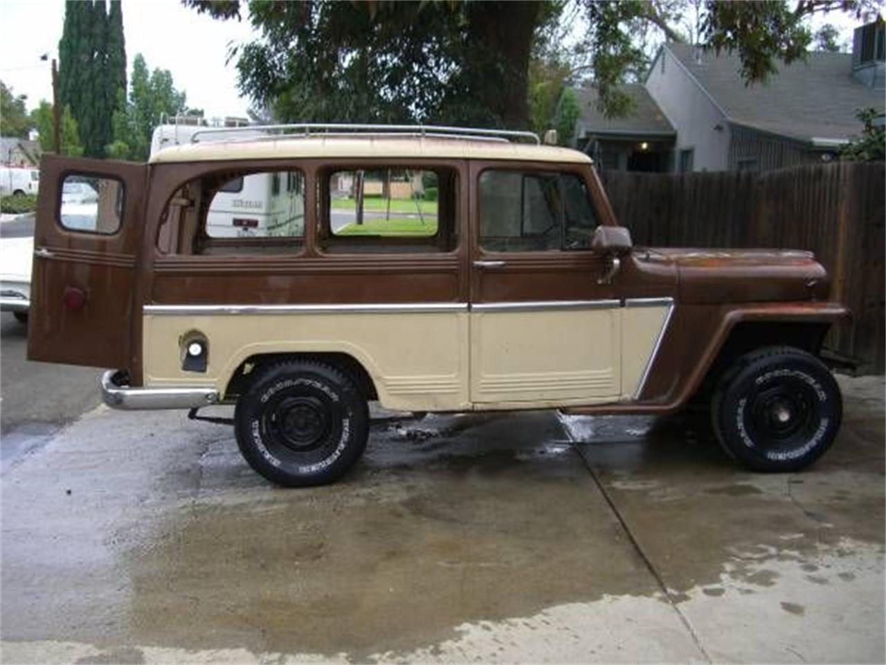 1961 Willys Overland Jeepster (CC-1173399) for sale in Cadillac, Michigan
