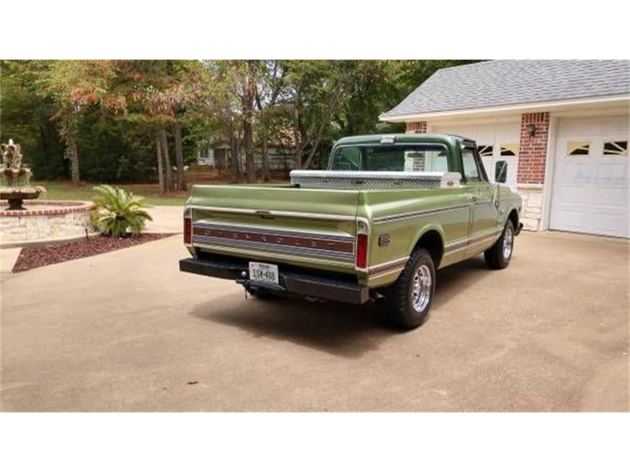 1970 Chevrolet C10 (CC-1173464) for sale in Cadillac, Michigan