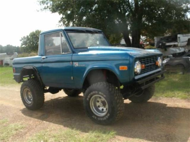 1977 Ford Bronco (CC-1173465) for sale in Cadillac, Michigan